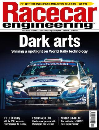 Racecar Engineering April 2020