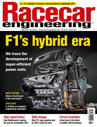Racecar Engineering May 2020