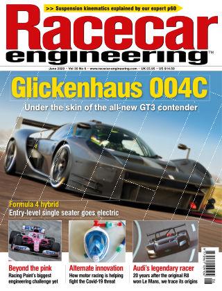 Racecar Engineering June 2020