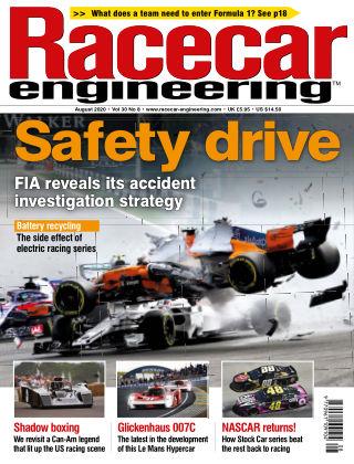 Racecar Engineering August 2020