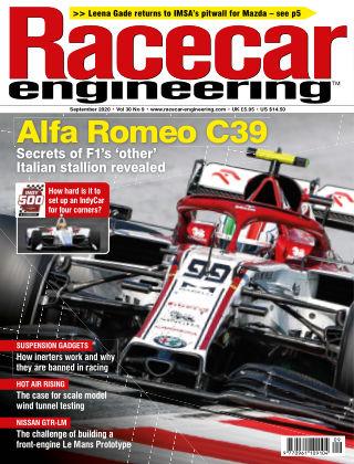 Racecar Engineering September 2020