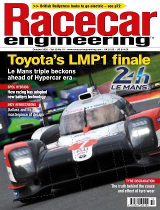 Racecar Engineering October 2020