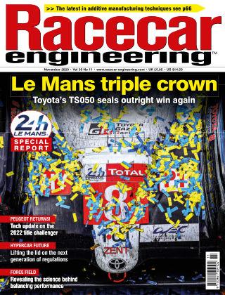 Racecar Engineering November 2020