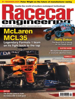 Racecar Engineering February 2020