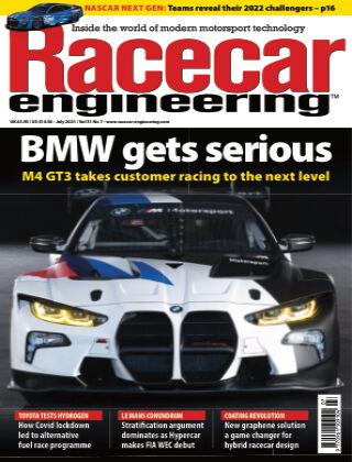 Racecar Engineering July 2021