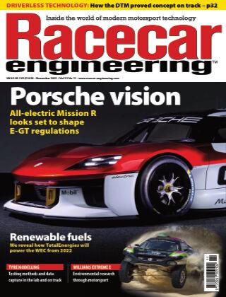 Racecar Engineering November 2021