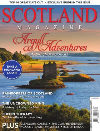 Scotland Magazine July - Aug 2017