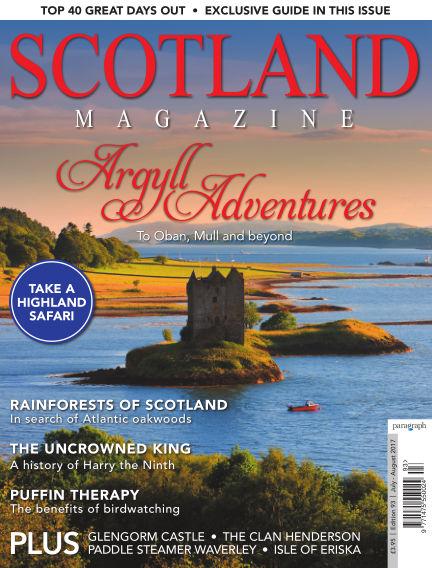Scotland Magazine June 16, 2017 00:00
