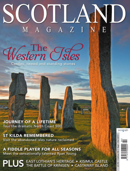 Scotland Magazine September 01, 2017 00:00