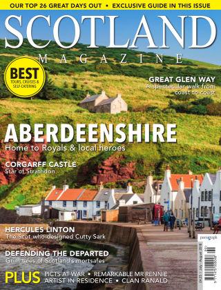 Scotland Magazine July - Aug 2018