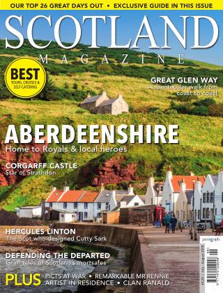 Scotland Magazine Sept - Nov 2018