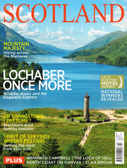 Scotland Magazine April 29, 2019 00:00