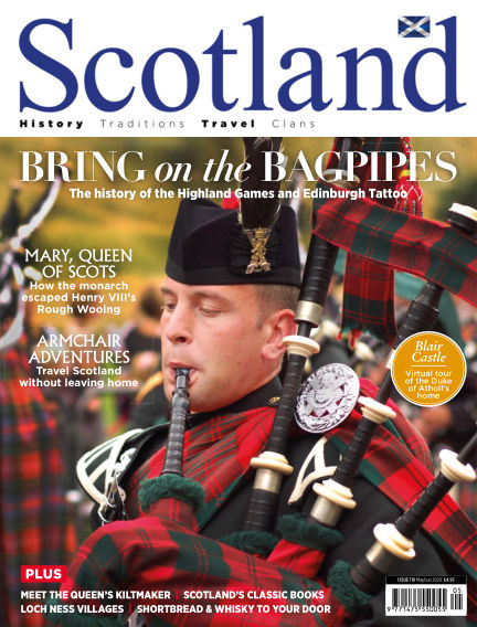 Scotland Magazine April 17, 2020 00:00