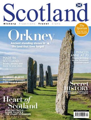 Scotland Magazine July/August 2020