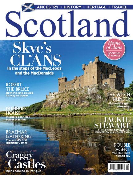Scotland Magazine August 21, 2020 00:00