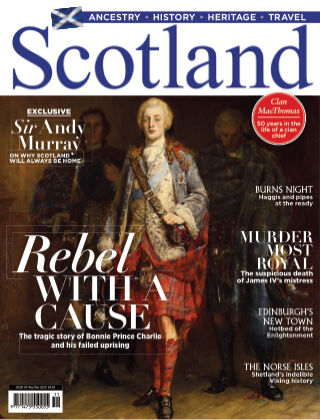 Scotland Magazine Nov/Dec 2020