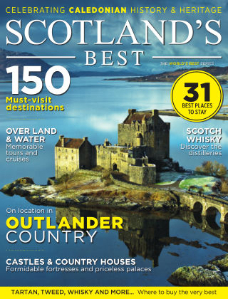 Scotland's Best July-Sept 2018