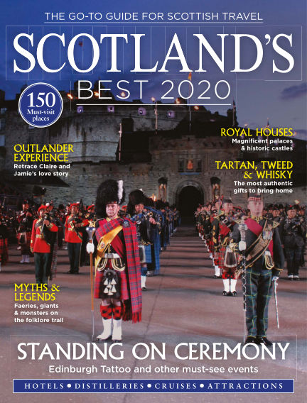 Scotland's Best October 09, 2019 00:00