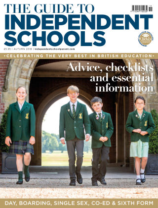 Independent School Parent Autumn 2018