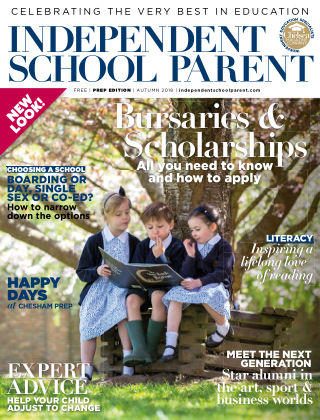 Independent School Parent Prep Autumn 2018