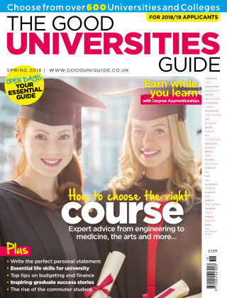 Independent School Parent Good Uni Guide