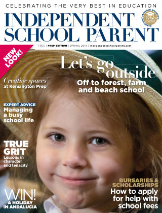 Independent School Parent Spring Prep 2019