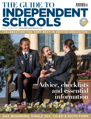 Independent School Parent Schools Guide Spring