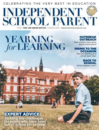 Independent School Parent Prep & Senior 2020