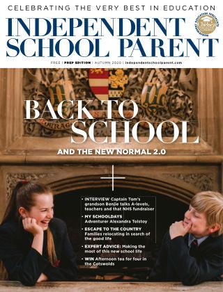 Independent School Parent Junior Autumn