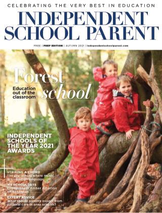 Independent School Parent Junior Autumn 2021