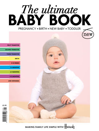The Ultimate Baby Book  2017