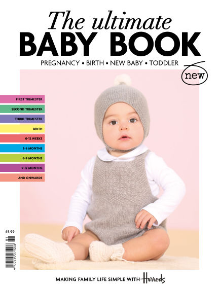 The Ultimate Baby Book November 09, 2018 00:00