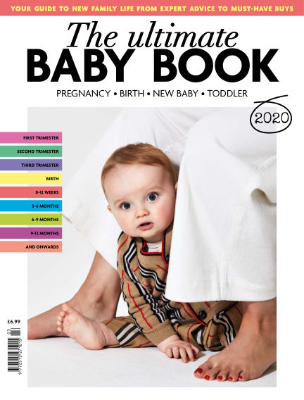 The Ultimate Baby Book October 30, 2019 00:00
