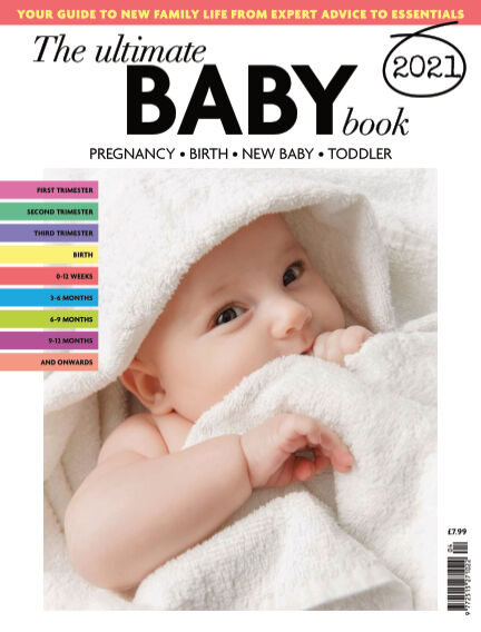 The Ultimate Baby Book