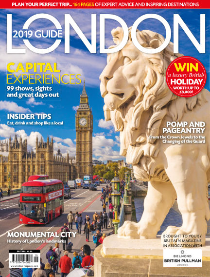 The London Guide January 22, 2019 00:00