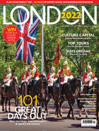 The London Guide London 2022
