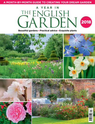 A Year in the English Garden 2018