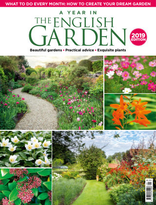A Year in the English Garden 2019