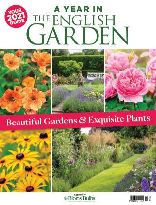 A Year in the English Garden 2021