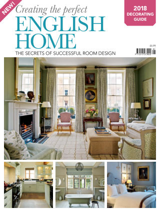 Creating the Perfect English Home 2018