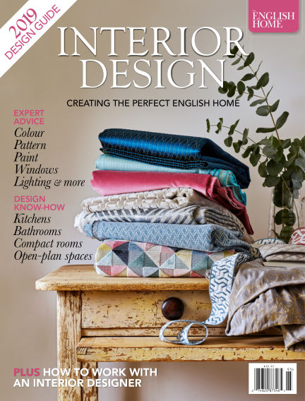 Creating the Perfect English Home December 08, 2018 00:00