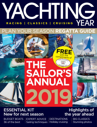Yachting Year 2019