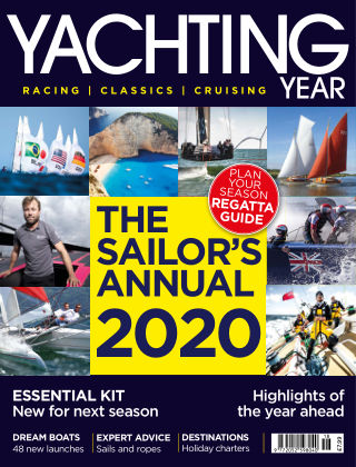 Yachting Year Yachting Year 2020