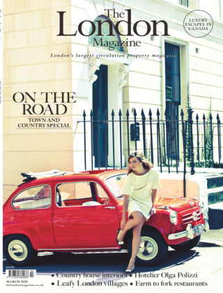 The London Magazine March 2020