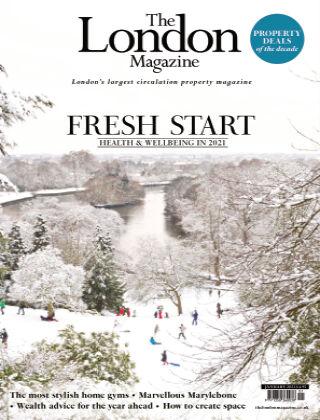 The London Magazine January 2021