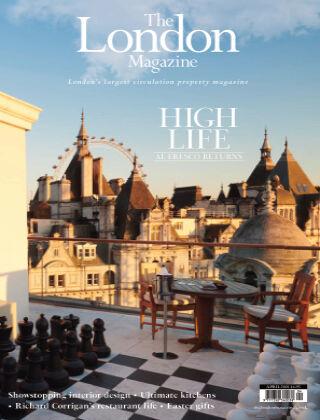 The London Magazine April 2021
