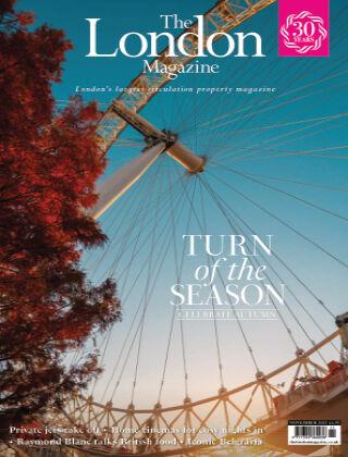The London Magazine November 2021