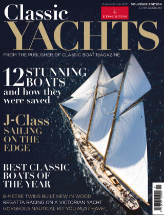 Classic Yachts 2021