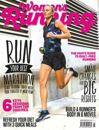 Women's Running March 2017