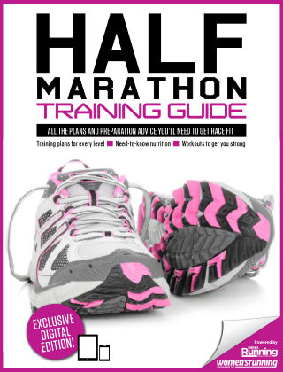 Half Marathon Training Guide Women's Running